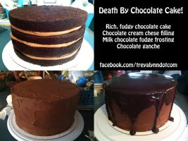 Death By Chocolate by Sparkleschic