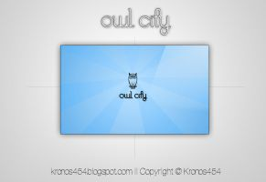 Owl City by Kronos454
