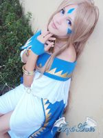 Belldandy Portrait by Angel--Arwen
