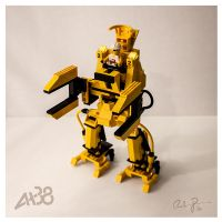 Caterpillar P-9000 Power Loader by Ax38