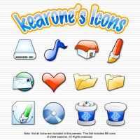 kearone's icons by kearone