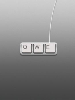 Qwe wallpaper for Ipad by FreeYorker