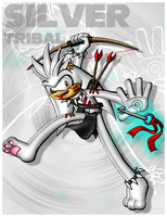 Silver Tribal Card by Lord-Kiyo
