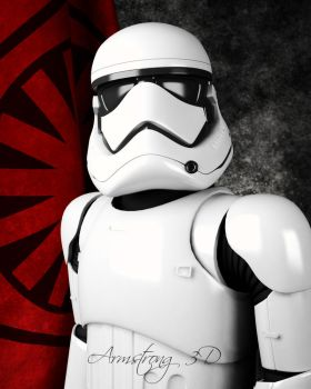 Stormtrooper Official Photo by electrofilms
