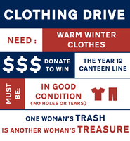 clothing drive by laitdepomme