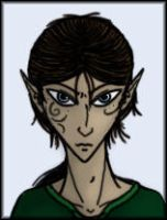 An elf for Rob by kyan