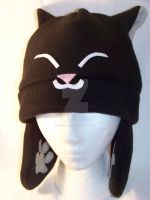 Kawaii Cat Hat with Paws by kawaiibuddies