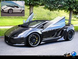 Lamborghini Gallardo by CapiDesign