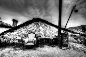 hdr chair by chirkhef
