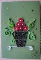 Quilling - Card 29 by Eti-chan