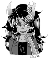 Vriska by DemonicLollipop