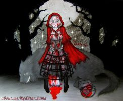 Little RED Riding Hood by RedStar-Sama