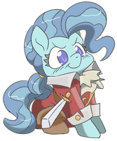 Pirate Paleo filly by LOCKHE4RT