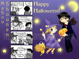 Happy Halloween from MxT by Kaede-chama
