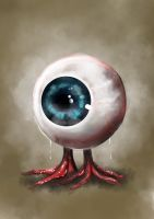 Eye Man by HTivey