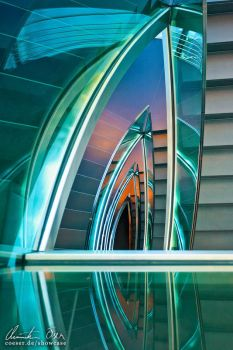 Hangar Seven Staircase 02 by Nightline