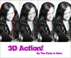 Actions 3D by ThePartyIsHere