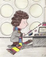 Fourth Doctor by Carthoris