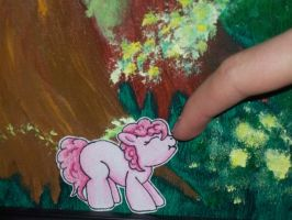 My Little Pony Paper Fillies~Pinkie Pie by DragonsAndDreamscape