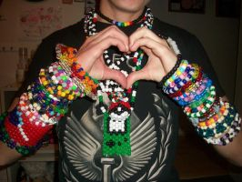 Kandi Kid by LuckyLynne