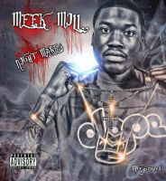 Meek mill night mare mixtape cover 2015 by macgcandy