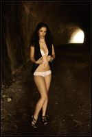 Stacey - tunnel vision 2 by wildplaces