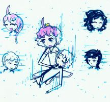 The disappearance of Princess Tutu by QCleaf