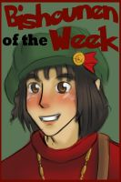 Bishounen of the Week: Bernard by ViridianSoul