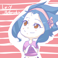Levy McGarden by ficakes911