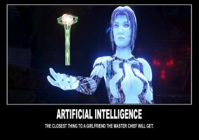 Artificial Intelligence by Wesker500