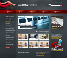 Crest Office v2 by art-designer