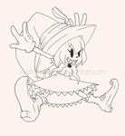 Pop goes the witch! -Color Me- by x-infinitebox-x