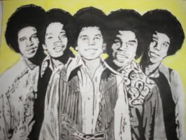 Jackson 5 by Coffee58