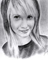 Hayley Williams by Scarry