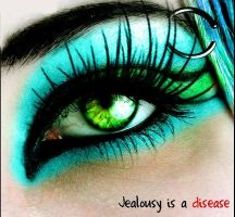 Jealousy Is A Disease. by qwerty5678
