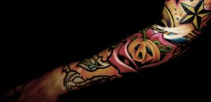 hi-res tattoo pic by WillemXSM