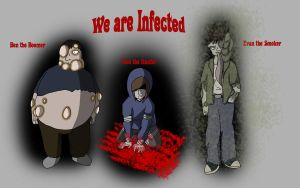 L4D: We are Infected My Friend by FableWing