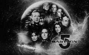 Babylon 5 for scifiman by VeilaKs
