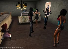 The Housewarming Party by EnglishDamsel