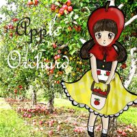 Apple Orchard by mintOskitties