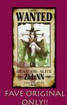 Wanted by ZhdaNN by Mihawk-Fan-Club