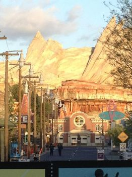RADIATOR SPRINGS! @ Disney's California Adventure by RustyRobot1986