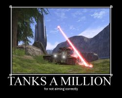 Tanks a million by Ozone51