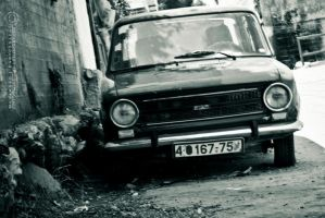 Fiat 1975 by Muhanned