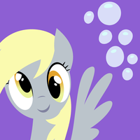 Icon: Derpy Hooves/Ditzy Doo by demonreapergirl