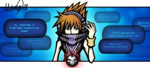 Neku - In my mind by LightningGuy