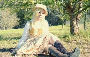Country Lolita by MaikaCosplay