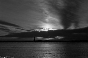 Lady Liberty - Battery Park by WEArnold