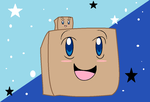 Tiny Box Tim and Large Box Larry: Size Matters by Snickers2829