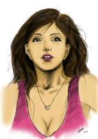 photoshop sketch colour by maszchapit